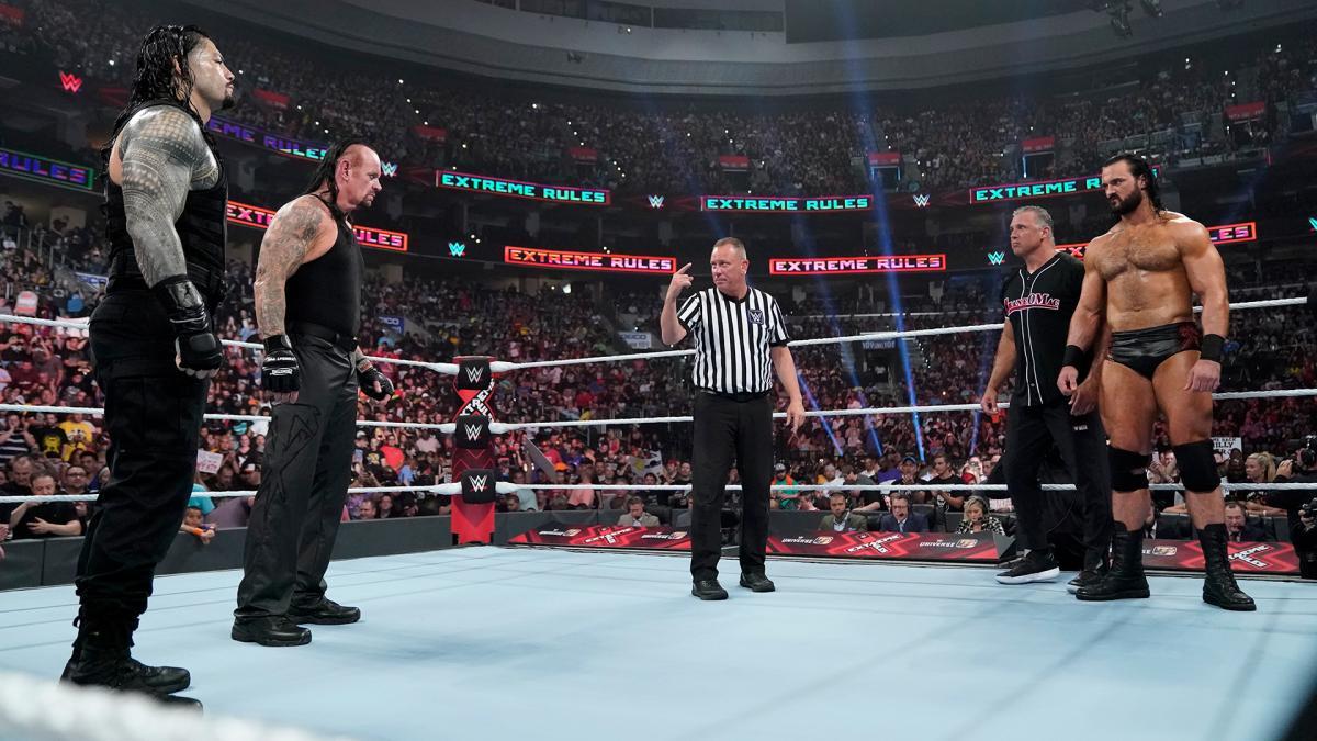 Decepcionante informe sobre The Undertaker y SummerSlam 2019