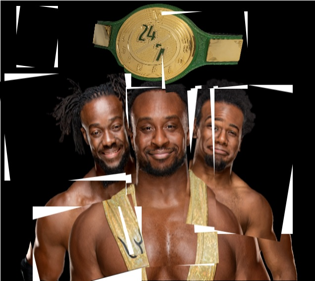 New Day Campeones 24/07