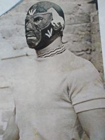 La primera máscara de Potro Salvaje