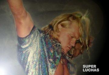 Debut de Chris Jericho