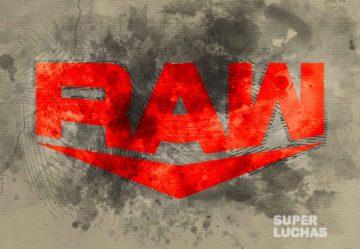 Último Raw antes de WrestleMania 36