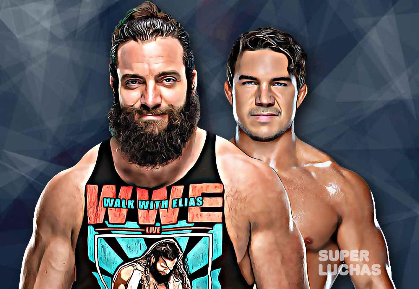 Cuándo regresará Elias a WWE