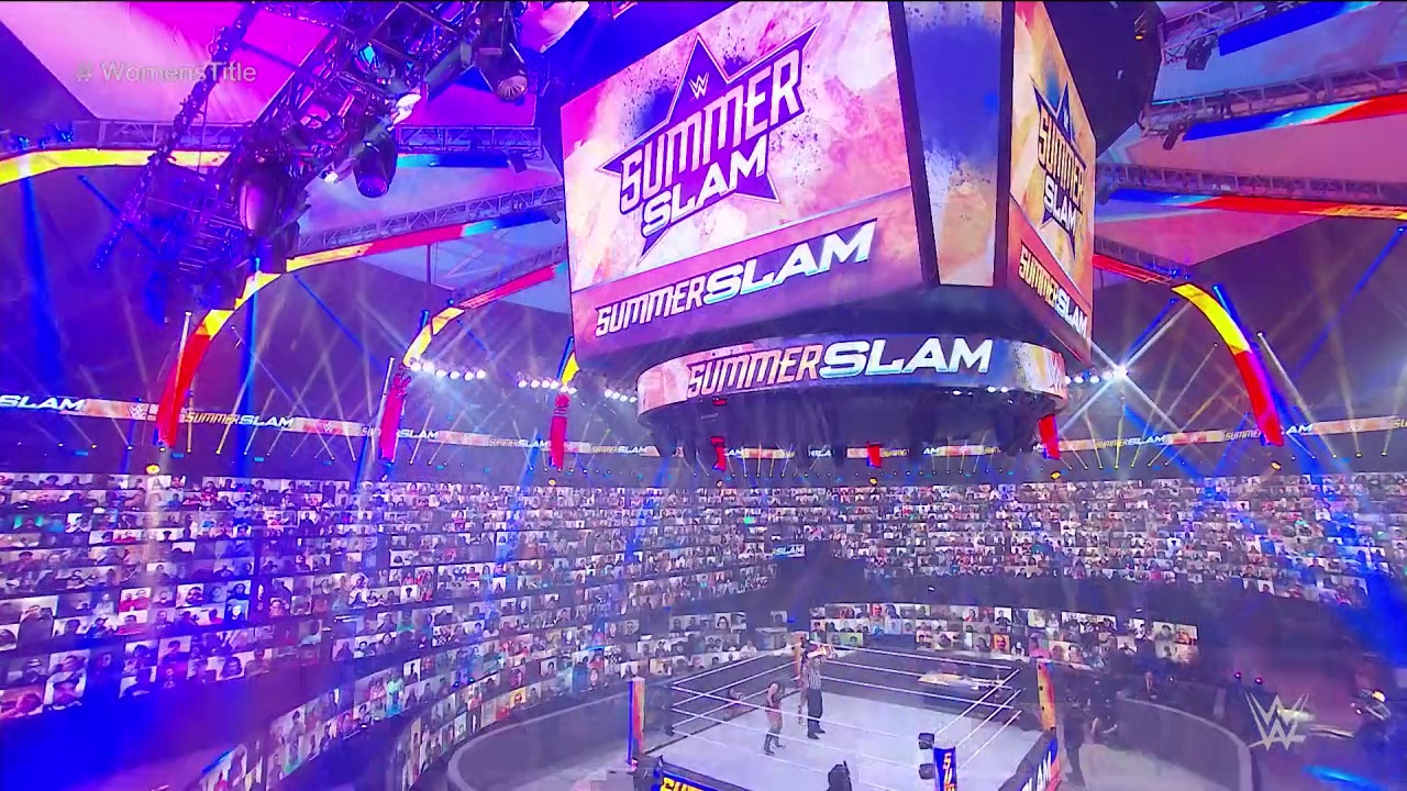 WWE en el Amway Center - WWE ThunderDome