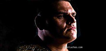 relevo de Brock Lesnar en WWE