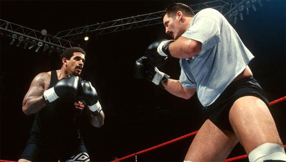 WWE Brawl For All: The Godfather vs. Dan Severn