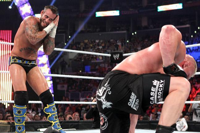 CM Punk elige a su Mr. SummerSlam