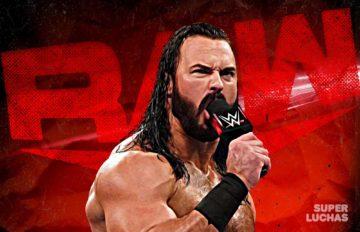 WWE RAW 3 de agosto 2020