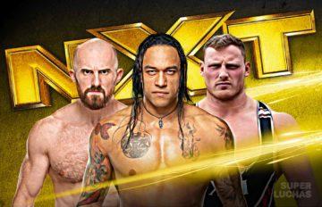 NXT 5 de agosto 2020