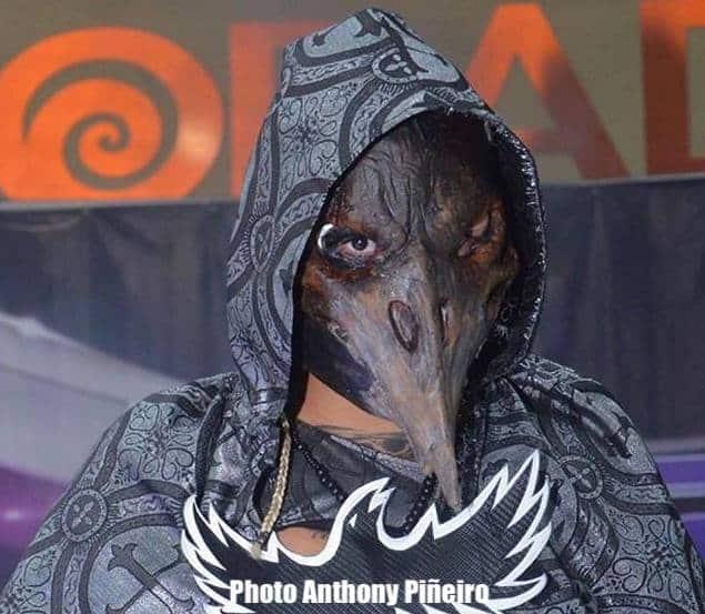 El Cuervo de Puerto Rico hará su regreso en Christmas Showdown de la CWA 3
