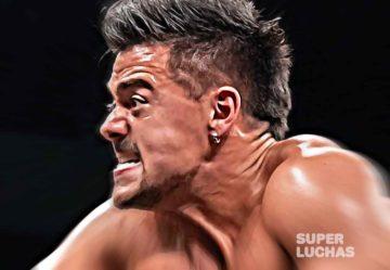 Ángel Garza en WWE y NXT