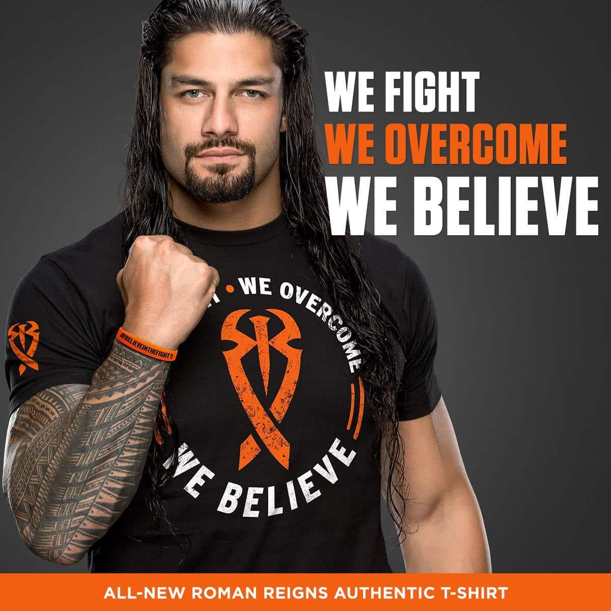 Roman Reigns Nueva Camiseta