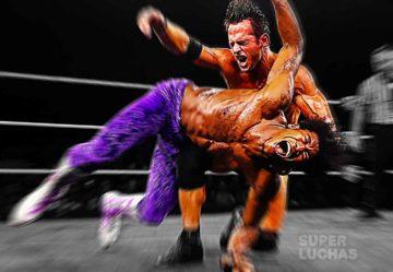 Roderick Strong vs. Velveteen Dream