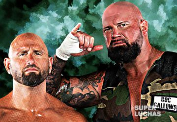 Doc Gallows y Karl Anderson
