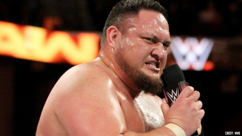 Samoa Joe answers the question of when he will fight again