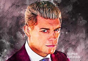 AEW lanzará Cody Rhodes opina del Super ShowDown 2020nuevo campeonato en 2020