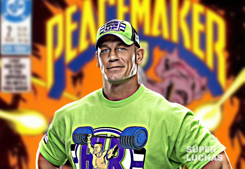 Así luce John Cena como Peacemaker en Suicide Squad – Superluchas