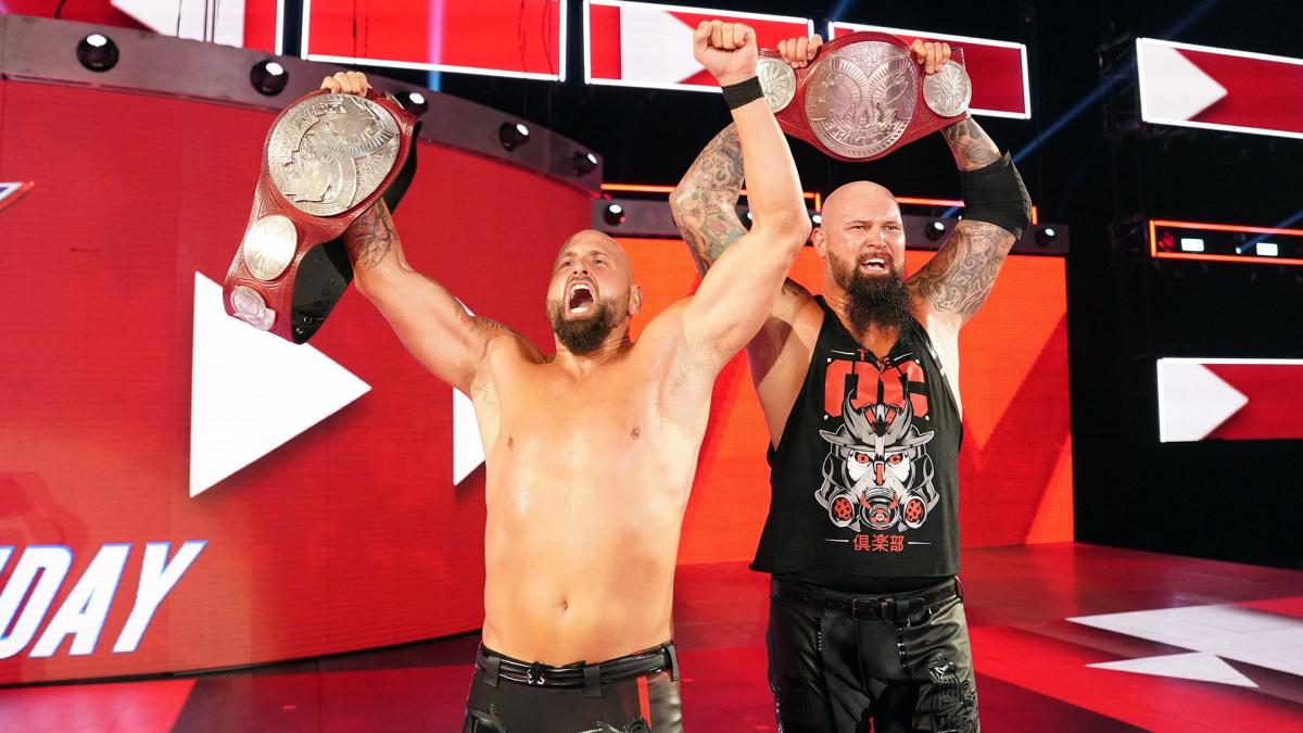 Luke Gallows confirms his future