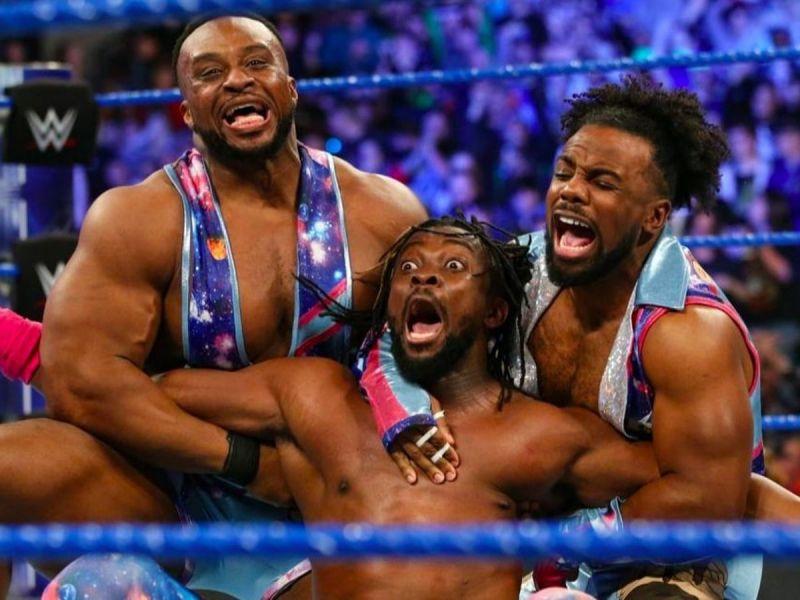 Xavier Woods vs Booker T