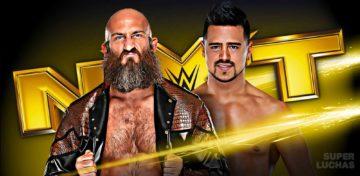 Resultados NXT 16 de octubre 2019
