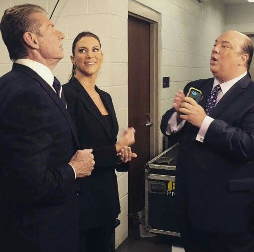 despido de Paul Heyman