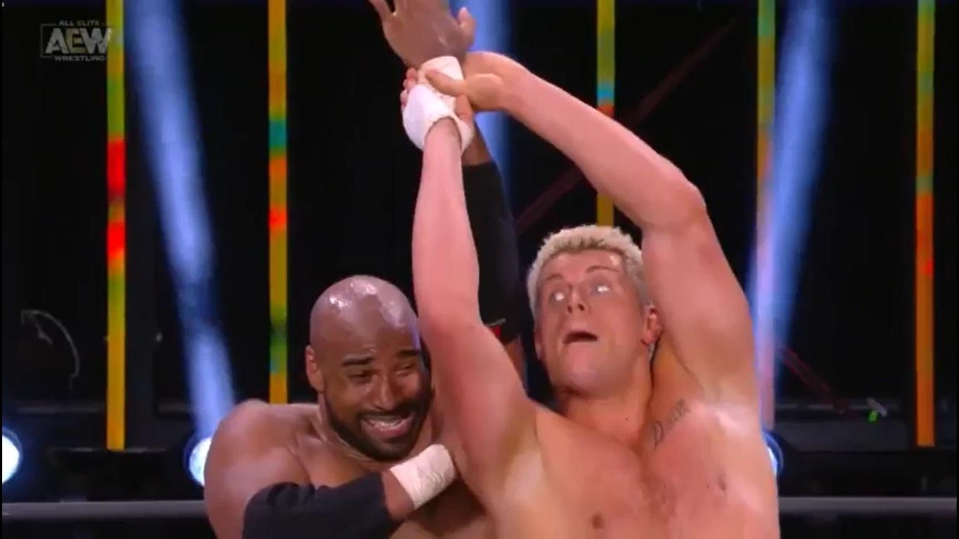 Cody vs Mr. Brodie Lee el 22 de agosto, en especial de AEW – La ...