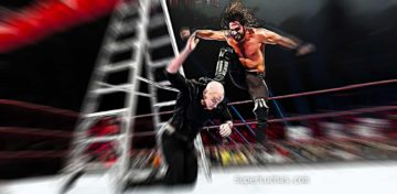 Seth Rollins vs. Baron Corbin