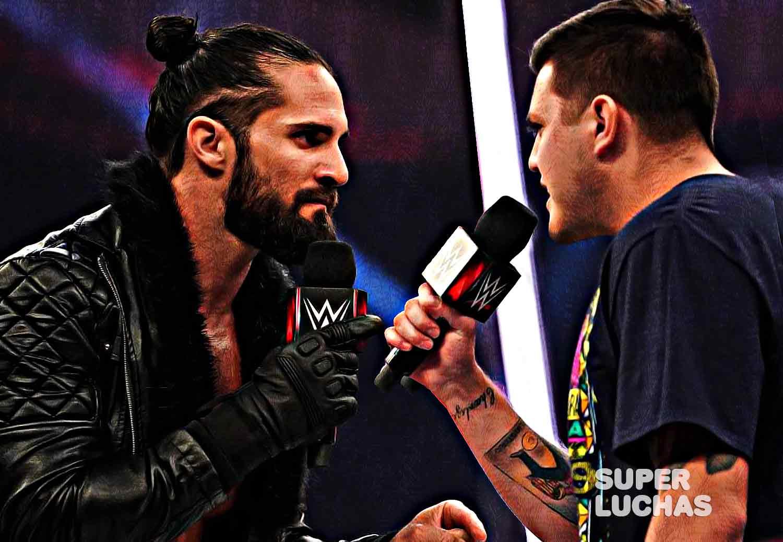 Seth Rollins vs. Dominik Mysterio