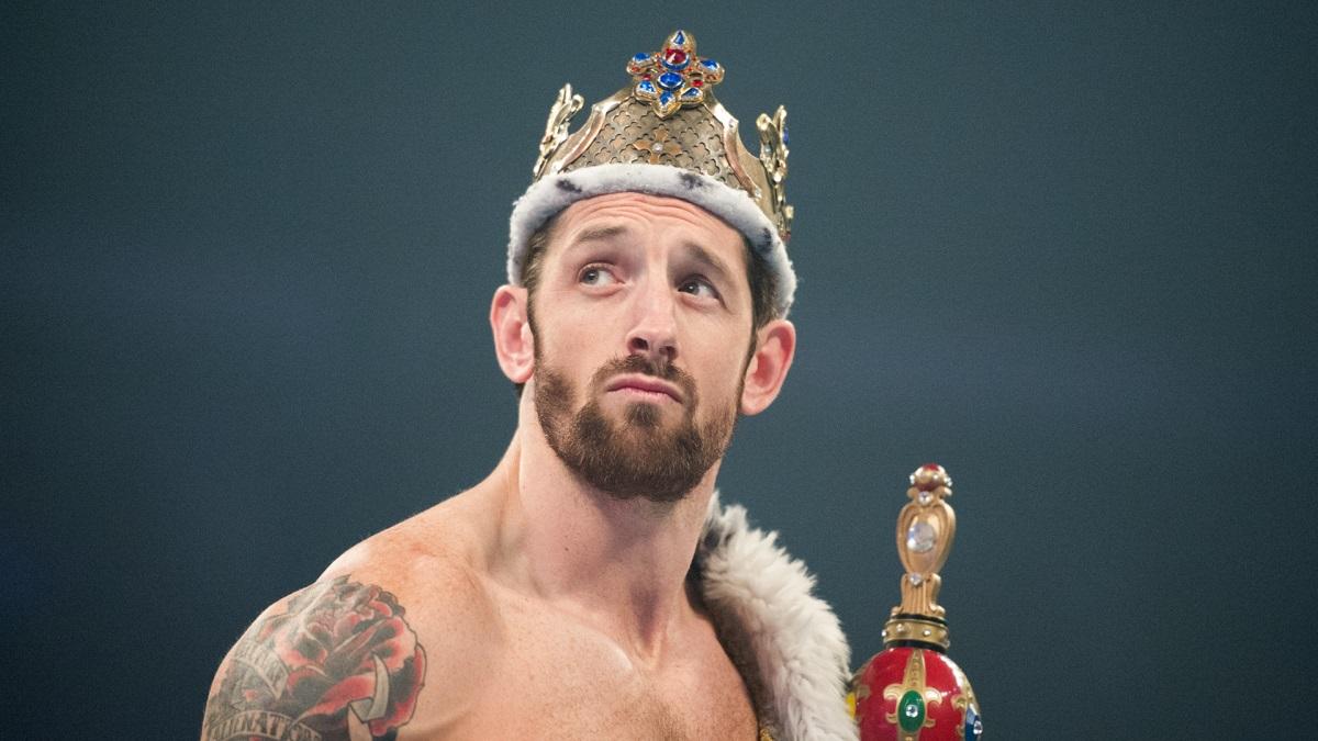 Wade Barrett rechazó regresar a WWE