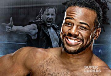 Xavier Woods vs. Kenny Omega