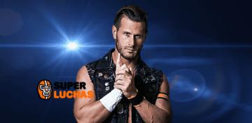 WWE prepara el regreso de Alex Shelley