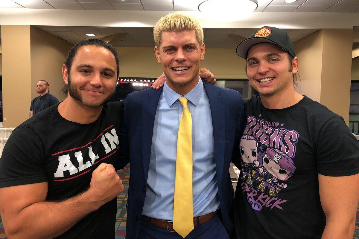 Los Young Bucks ponen en claro la situación CM Punk-AEW