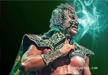 Tiger Mask I vs Ultimo Dragón 1
