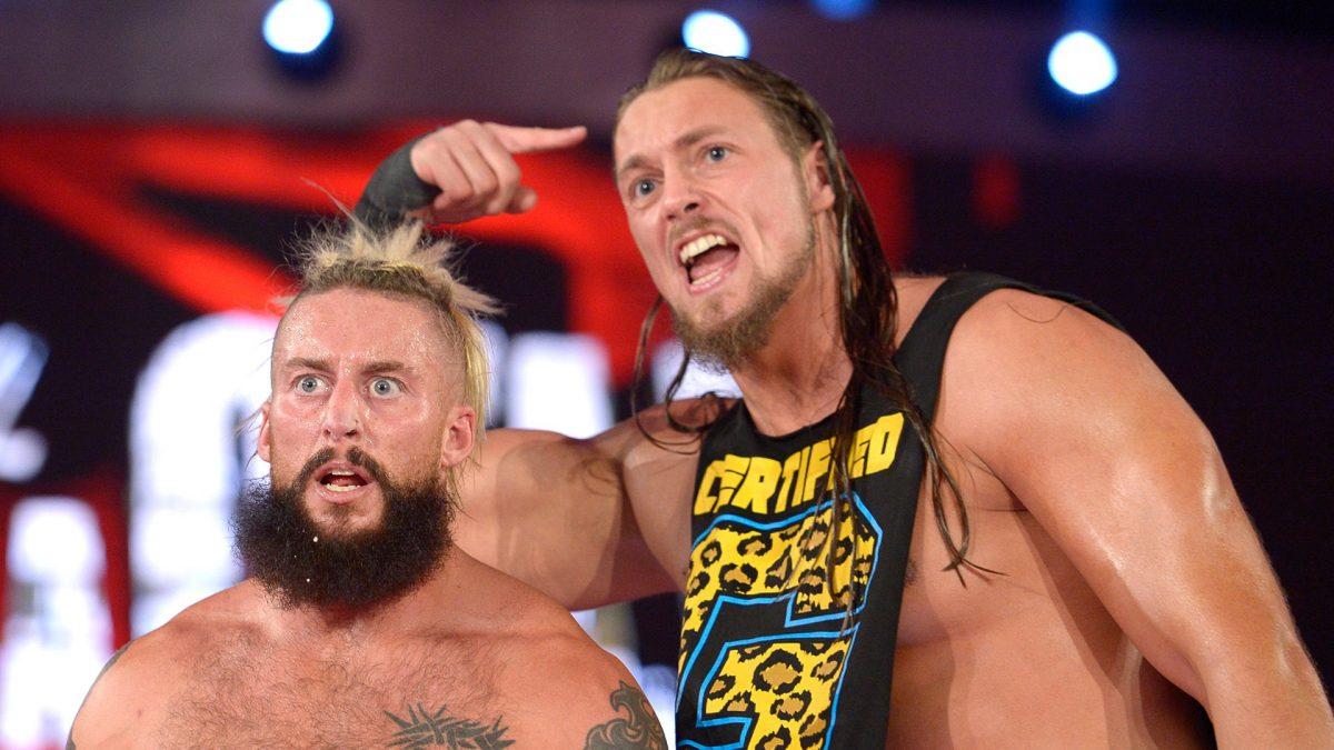 Enzo Amore y Big Cass Actualización de Big Cass