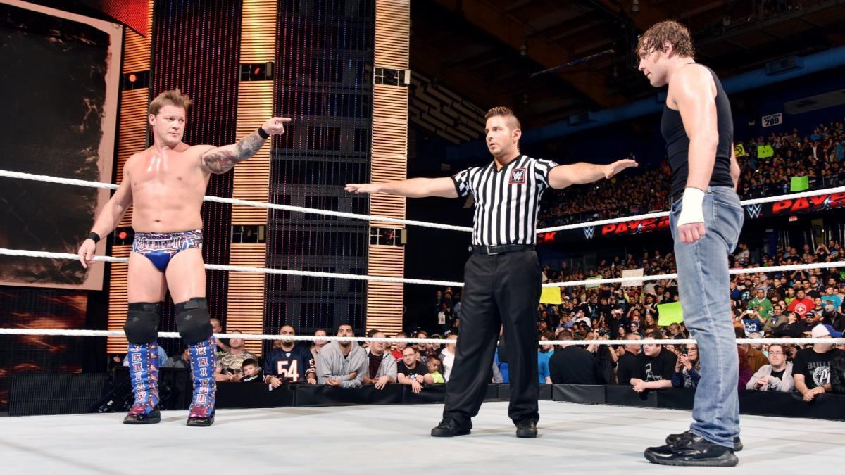 Chris Jericho vs. Dean Ambrose
