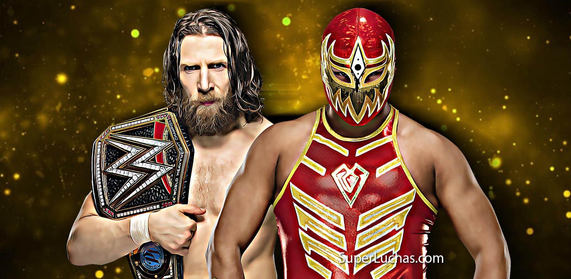 Daniel Bryan Gran Metalik Daniel Bryan ayudó a Gran Metalik