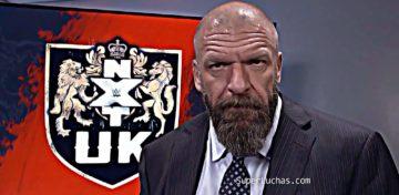 Triple H NXT UK