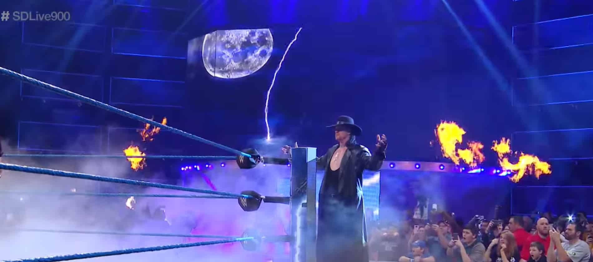 The Undertaker en Arabia Saudita