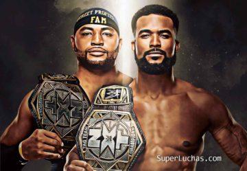 ¡Los Street Profits son los nuevos Campeones de Parejas NXT! 1
