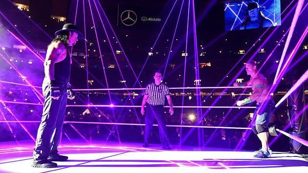 The Undertaker advirtió a John Cena