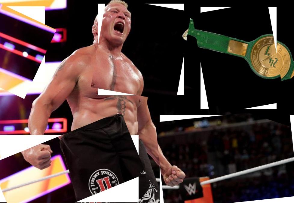 Brock Lesnar Campeón 24/07