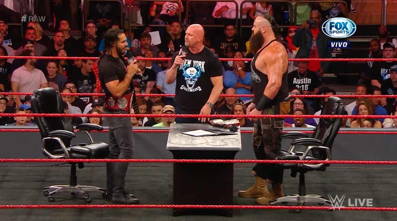 Rating de WWE Raw en el MSG