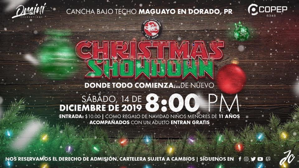 El Cuervo de Puerto Rico hará su regreso en Christmas Showdown de la CWA 4
