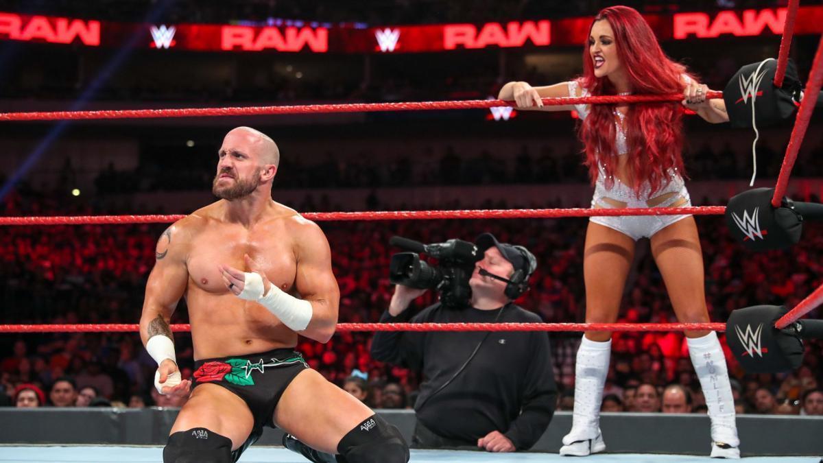 ¿María Kanellis dejará WWE? Mike Kanellis