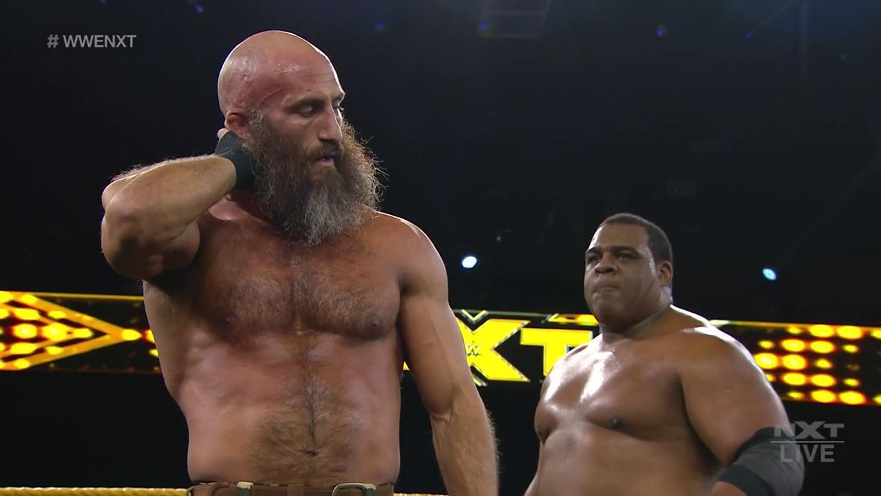 NXT 4 de diciembre 2019