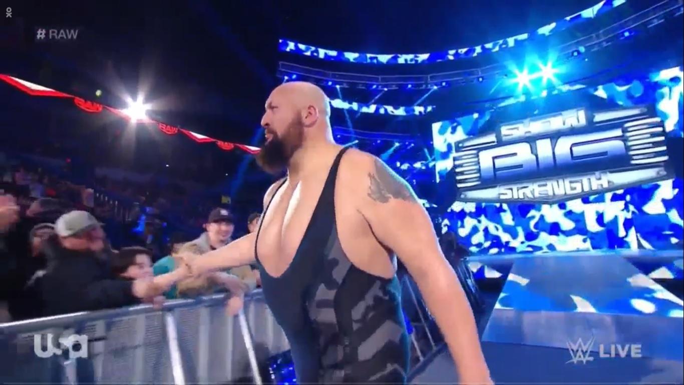 Regreso de Big Show a WWE