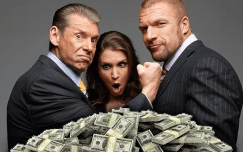 Vince McMahon, Stephanie McMahon and Triple H / WWE
