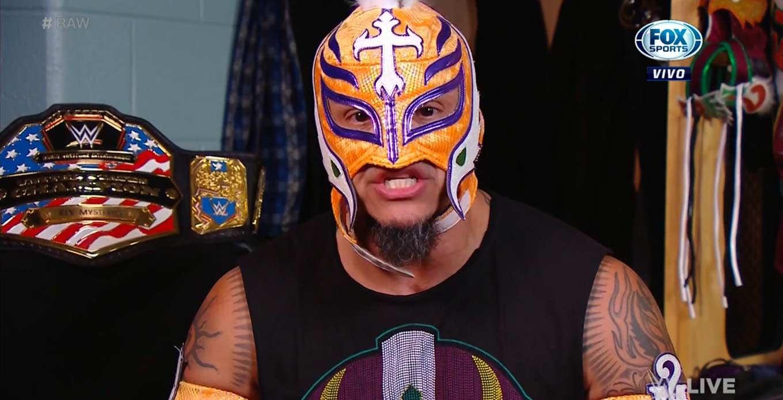 Rey Mysterio Rey Mysterio ya no tiene contrato con WWE