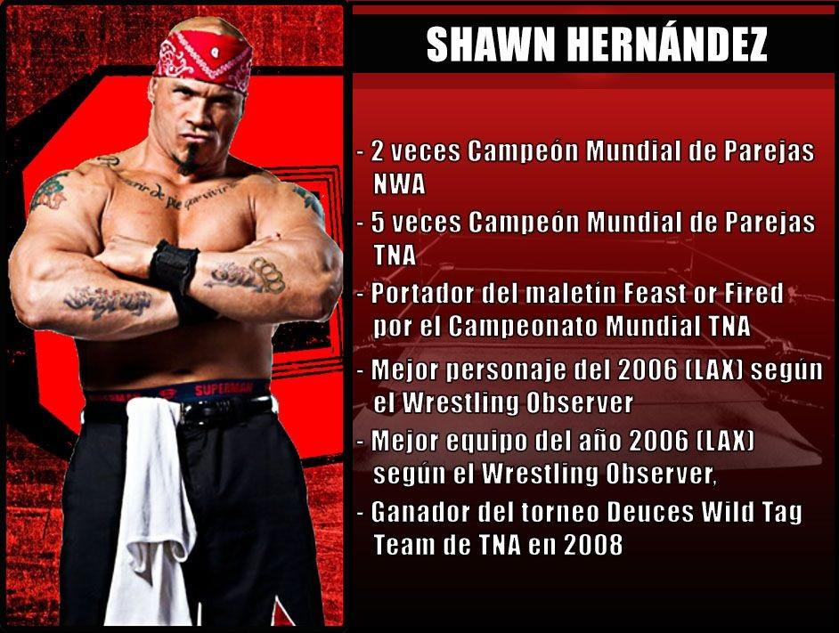 EXCLUSIVA: Hernández y su incómodo momento con Sting 7