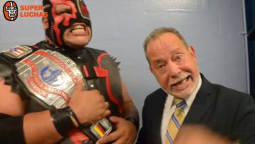 Monster Pain IWA Intercontinental