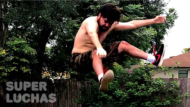 Super Humman The Amateur Who Does Extreme Jumps Superfights Welcome to sh official twitter age 22 actor/stunt man was on a tv show call tosh.o for booking info contact me super humman shirts are. super humman the amateur who does